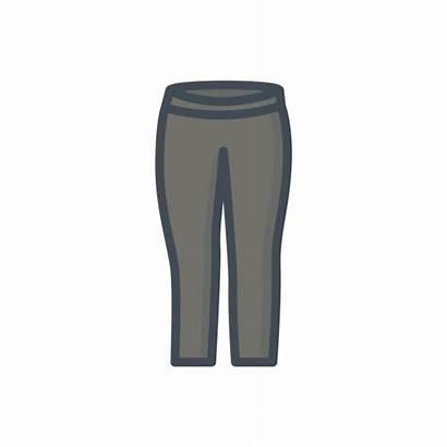 Vector Clip Leggins Pantyhose Pants Yoga Illustrations