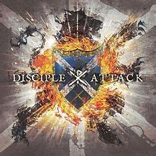 attack disciple album wikipedia