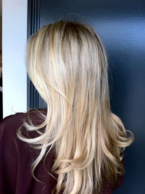 plavi pramenovi slike  ideje za nijansiranje kose
