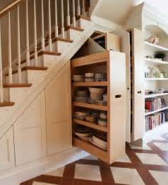 Penderie Sous Escalier Ouvert by 8 Ideas For Under Stairs Storage Tradesmen Ie