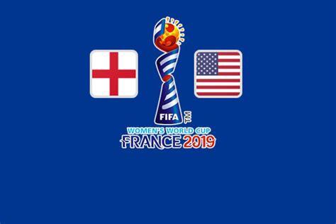 FIFA Women's World Cup 2019 Semi final Live: England vs ...
