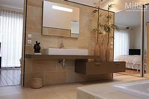 Deco Salle D Eau : chambre et salle d eau c0198 mires paris ~ Teatrodelosmanantiales.com Idées de Décoration