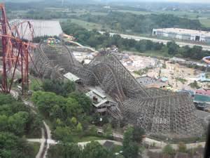 Six Flags Great America Viper