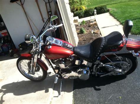 Davidson Front End by Buy 2001 Harley Springer Front End Soft On 2040 Motos