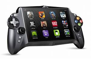 Nvidia JXD S192 The Best Android Gaming Console