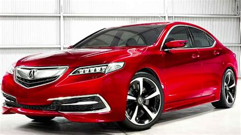 2019 Acura Tlx Redesign, Release Date, Price Youtube