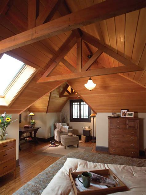 chambre combles aménagement des combles pour une chambre sous toit