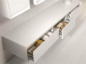 Meuble Tiroir Salle De Bain : meuble pour salle de bain by mobiltesino ~ Edinachiropracticcenter.com Idées de Décoration