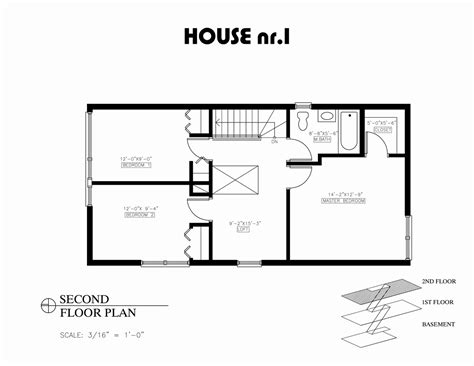 1 bedroom cottage floor plans 47 unique stock of small 3 bedroom house plans home