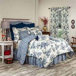 Bedding, With, Matching, Curtains