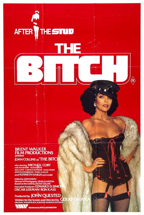 The Bitch (1979)  Posters Gallery