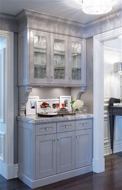 Cabinet Corbels  Transitional  Kitchen Elizabeth