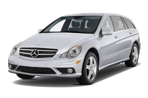 2010 Mercedes-benz R-class Reviews And Rating