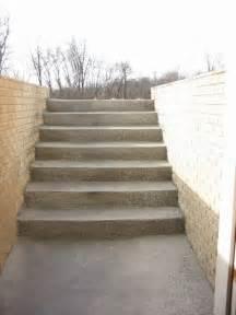 Walkout Basement Outside Stairs