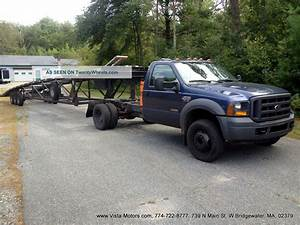 2005 Ford F450