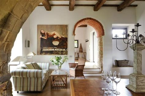 Transitioned Italian Farmhouse