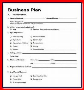 business plans template With score org business plan template