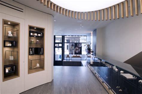 zazen bear flagship store  sinfonia group  york city