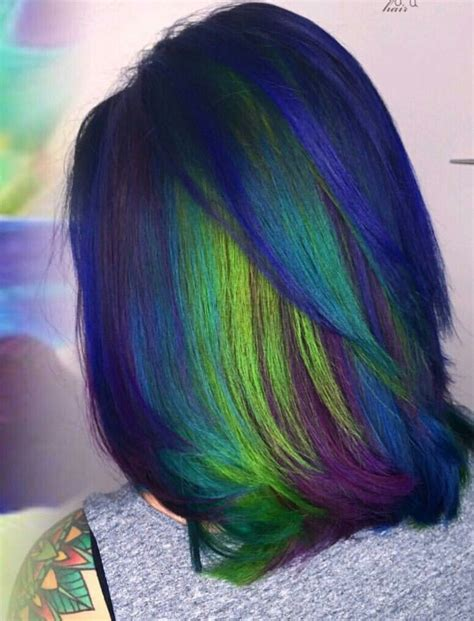 10 Shades Of Winter Hair Color Hair Made Of Awesomeness