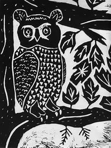 Schwarz Weiß Kontrast : grafik druckgrafik hochdruck linolschnitt eine druckplatte schwarz wei drucke ~ Frokenaadalensverden.com Haus und Dekorationen