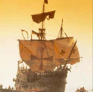 Existen Los Barcos De Cristobal Colon by El Origen Del Hombre Americano