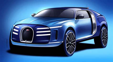 Bugatti Boss Admits Hybrid Suv Is Under Consideration