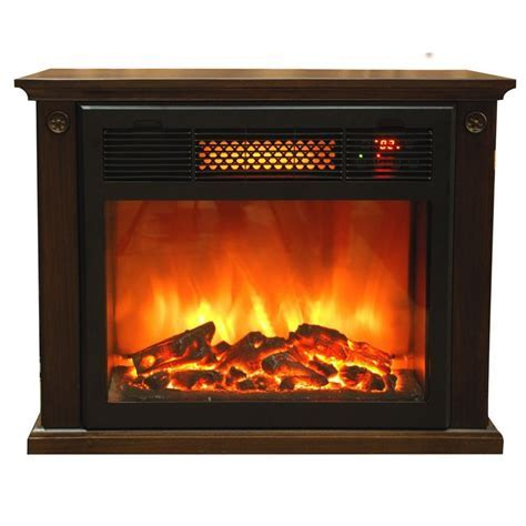 Miscellaneous: Thermal Wave Electronic Infrared Fireplace