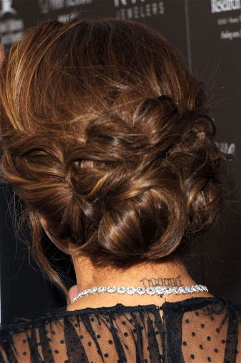 wedding hair loose  fancy  aislinn