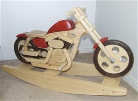 ideas tractor rocking horse plans