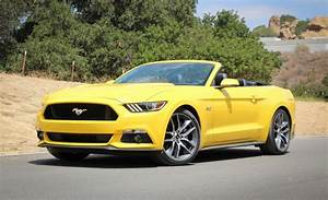 Ford Mustang Cabriolet : 2015 ford mustang gt convertible manual test review ~ Jslefanu.com Haus und Dekorationen