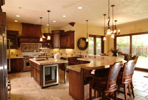 Modern And Traditional Spanish Style Kitchen Designs
