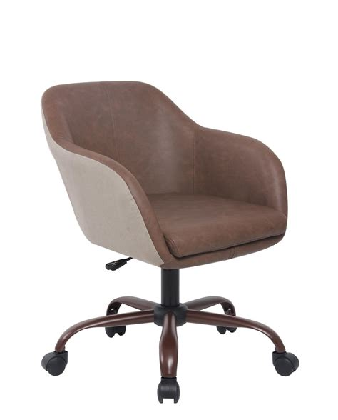 chaise de bureaux cab chaise de bureau design pivotante à roulettes