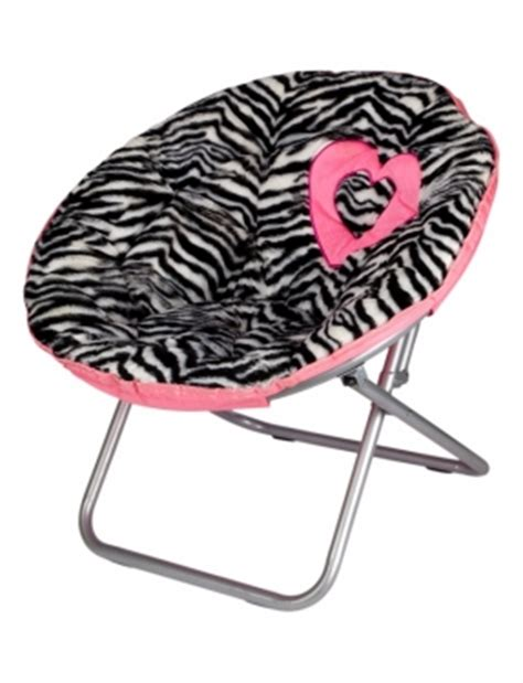 Oversized Saucer Chair Zebra Print by Saucer Chairs Foter