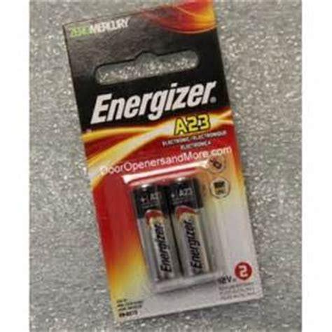 genie garage door remote battery genie garage door opener battery a list of genie garage