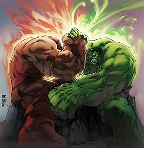 Juggernaut vs Hulk | THE INCREDIBLE HULK | Pinterest