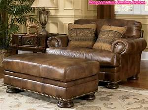 ashley furniture leather sofas With brown leather sectional sofa ashley furniture