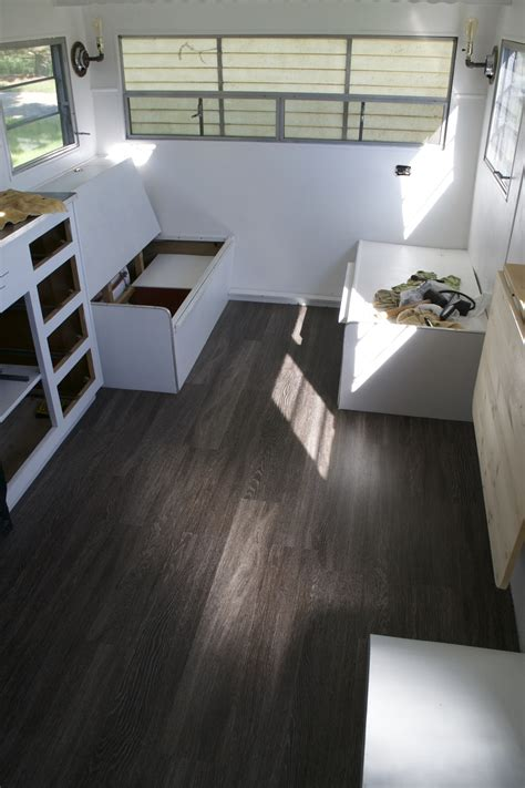 vinyl plank flooring for rv reasons to install vinyl plank flooring in your trailer or rv local color xc