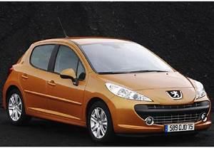 Fiche Technique Peugeot 207 1 4 Hdi 70ch Trendy 5 Portes D