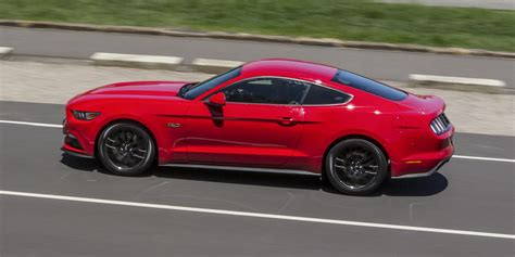 Ford Mustang by 2016 Ford Mustang Gt Review Caradvice