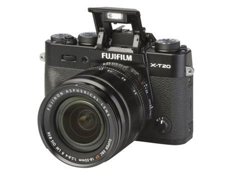 Fuji X T20 18 55mm fujifilm x t20 w 18 55mm ois summary information