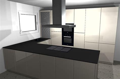 Arbeitsplatte Schwarz Hochglanz  Haus Ideen