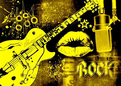 rock hd wallpaper background image  id