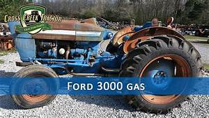 Ford 3000 Gas Tractor Parts