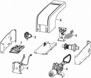 Liftmaster 8500w Garage Door Opener Assembly Parts