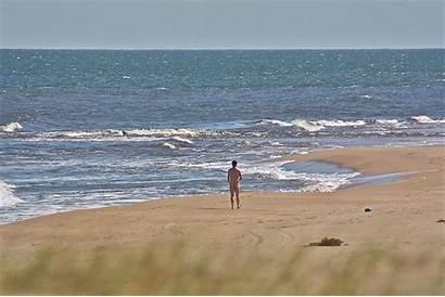 Nudist Beaches Spain Beach Malaga La Holiday