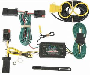Curt Custom Fit Vehicle Wiring For Jeep Compass 2014