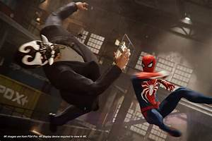 E3, Spider-man, Ps4, Gameplay, This, Feels, Like, The, Best, Spidey, Game