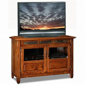 Table Tv But : rustic oak slate 46 inch tv stand media console ebay ~ Teatrodelosmanantiales.com Idées de Décoration