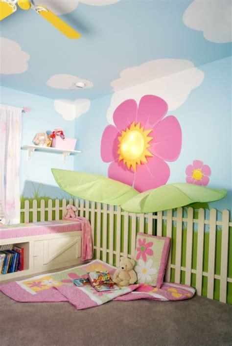 Kinderzimmer Wandgestaltung Himmel by Wanddeko Kinderzimmer Wie Eine Wand Ein Ganzes Zimmer