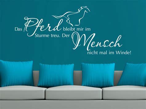 Wandtattoo Sprüche Pferd Reuniecollegenoetsele